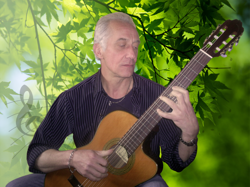 Compositions et arrangements pour guitare Fingerstyle